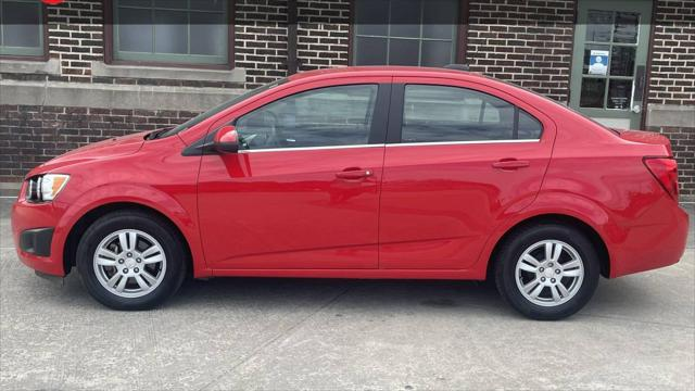 2015 Chevrolet Sonic LT for sale in Selma, NC