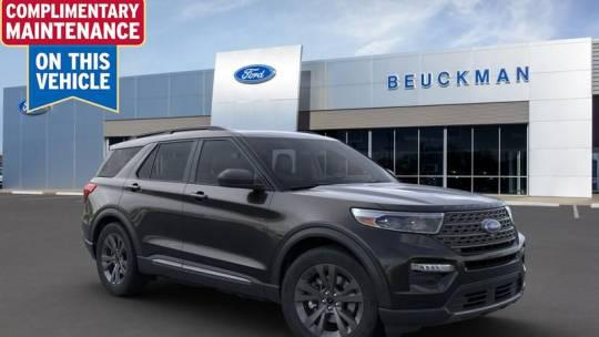2021 Ford Explorer XLT for sale in Ellisville, MO
