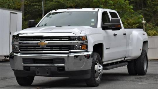 2016 Chevrolet Silverado 3500HD Work Truck for sale in Fredericksburg, VA