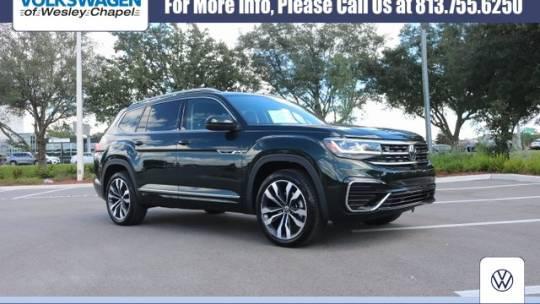 2021 Volkswagen Atlas 3.6L V6 SEL Premium R-Line for sale in Wesley Chapel, FL