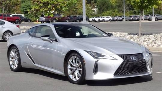 2019 Lexus LC LC 500h for sale in Chantilly, VA