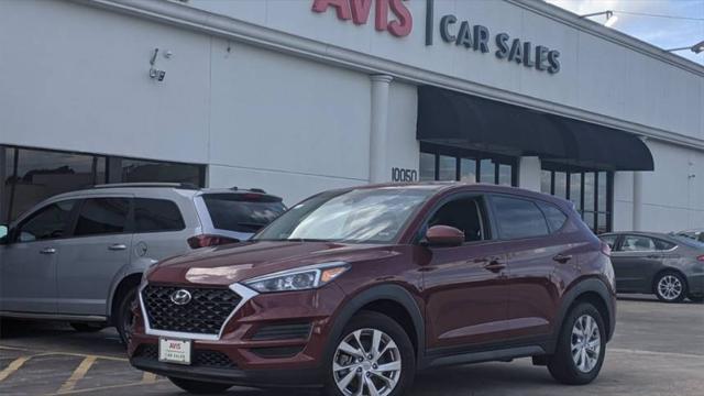 2019 Hyundai Tucson SE for sale in Houston, TX