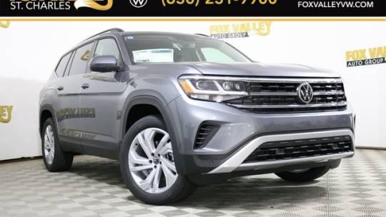 2022 Volkswagen Atlas 3.6L V6 SE w/Technology for sale in St Charles, IL