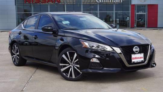 2021 Nissan Altima 2.5 SR for sale in Rosenberg, TX