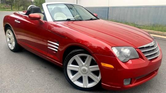 2005 Chrysler Crossfire Limited for sale in Chantilly, VA