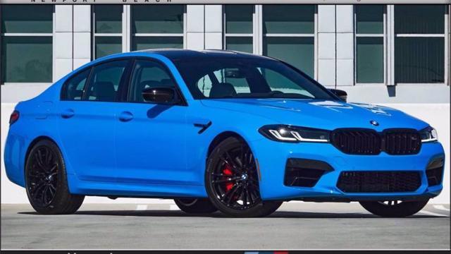 2021 BMW M5 Sedan for sale in Newport Beach, CA