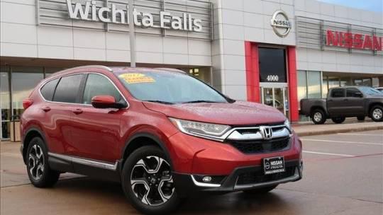 2017 Honda CR-V Touring for sale in Wichita Falls, TX