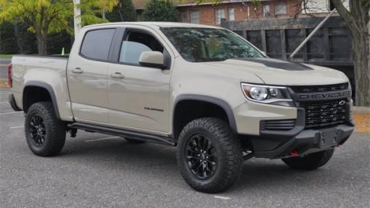 2021 Chevrolet Colorado 4WD ZR2 for sale in Alexandria, VA