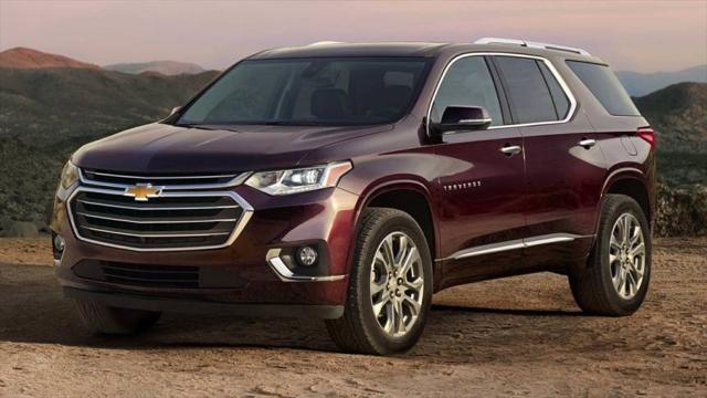 2021 Chevrolet Traverse Premier for sale in Milton, FL