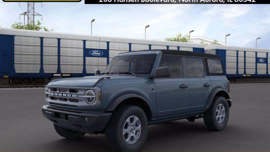 2021 Ford Bronco Big Bend for sale in North Aurora, IL