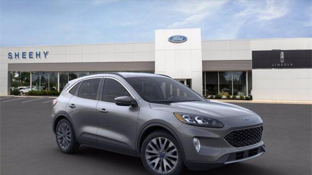 2021 Ford Escape Titanium Hybrid for sale in Gaithersburg, MD