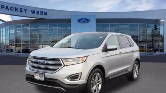 2017 Ford Edge Titanium for sale in Downers Grove, IL