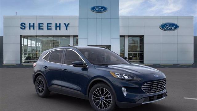 2021 Ford Escape Titanium Plug-In Hybrid for sale in Springfield, VA