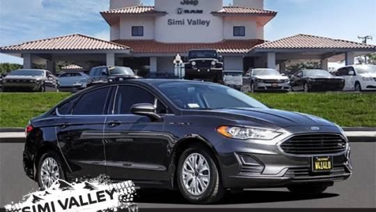 2020 Ford Fusion S for sale in Simi Valley, CA
