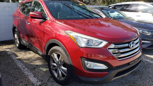 2013 Hyundai Santa Fe 2.0T Sport for sale in Lutz, FL