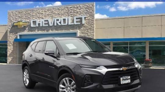 2021 Chevrolet Blazer LT for sale in Frankfort, IL