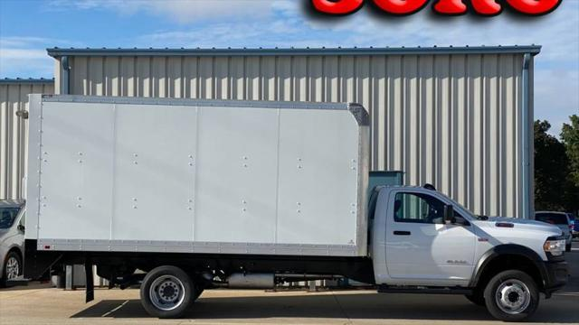 2021 Ram Ram 5500 Chassis Cab Tradesman for sale in Goshen, IN