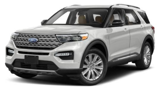 2020 Ford Explorer Limited for sale in Columbus, OH