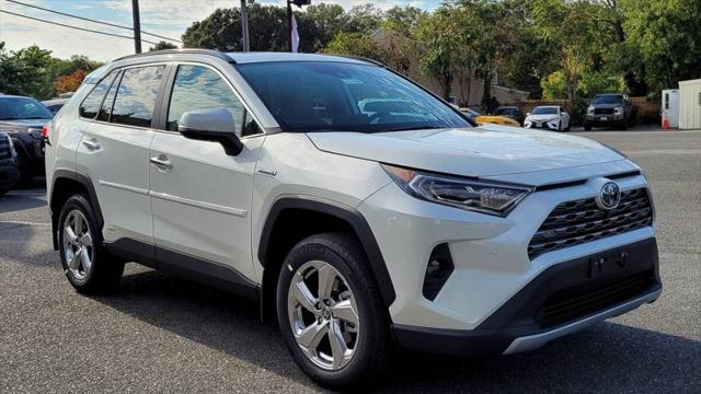 2021 Toyota RAV4 Hybrid Limited for sale near Annapolis, MD
