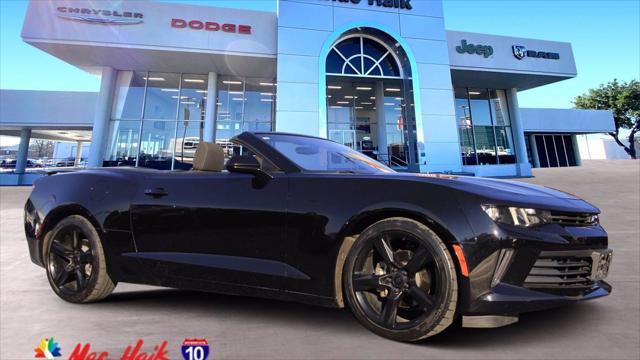 2017 Chevrolet Camaro 1LT for sale in Houston, TX