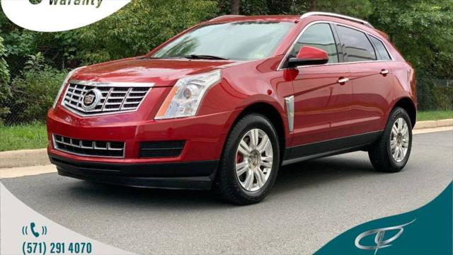 2015 Cadillac SRX Luxury Collection for sale in Chantilly, VA