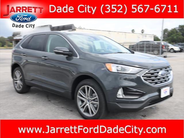 2021 Ford Edge Titanium for sale in Dade City, FL