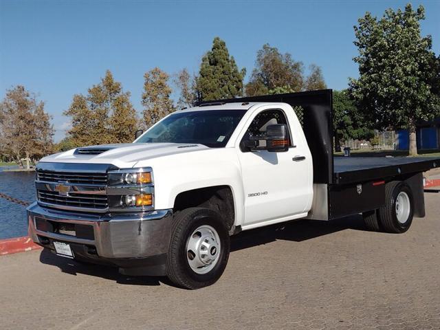 2018 Chevrolet Silverado 3500HD Work Truck for sale in Santa Ana, CA