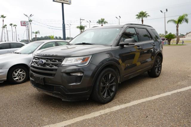 2018 Ford Explorer XLT for sale in MISSION , TX