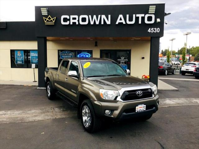2015 Toyota Tacoma 4WD Double Cab V6 Auto Limited for sale in Englewood, CO