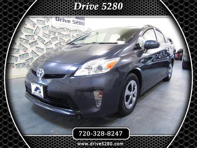 2014 Toyota Prius Three for sale in Denver, CO