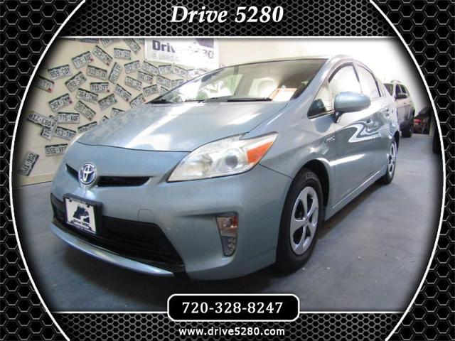 2013 Toyota Prius Prius III for sale in Denver, CO