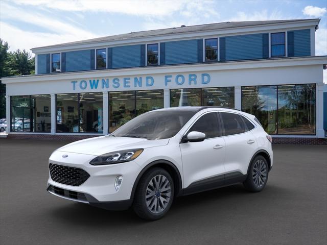 2021 Ford Escape Titanium Hybrid for sale in Townsend, MA