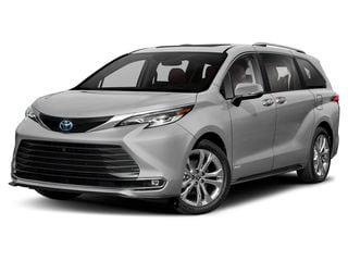 2022 Toyota Sienna Platinum for sale in Westminster, MD