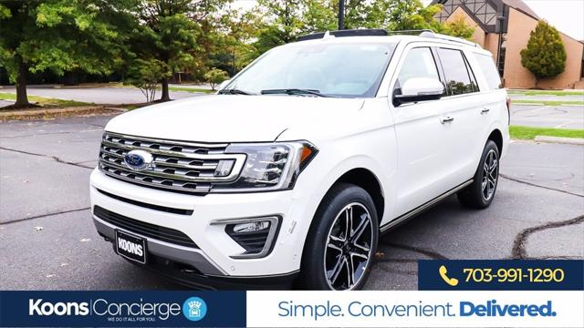 2021 Ford Expedition Limited for sale in Sterling, VA