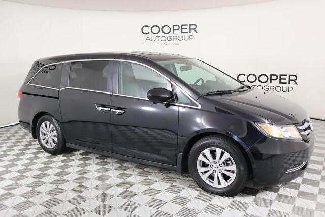 2014 Honda Odyssey EX-L for sale in Oklahoma City, OK