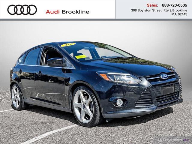 2014 Ford Focus Titanium for sale in Brookline, MA