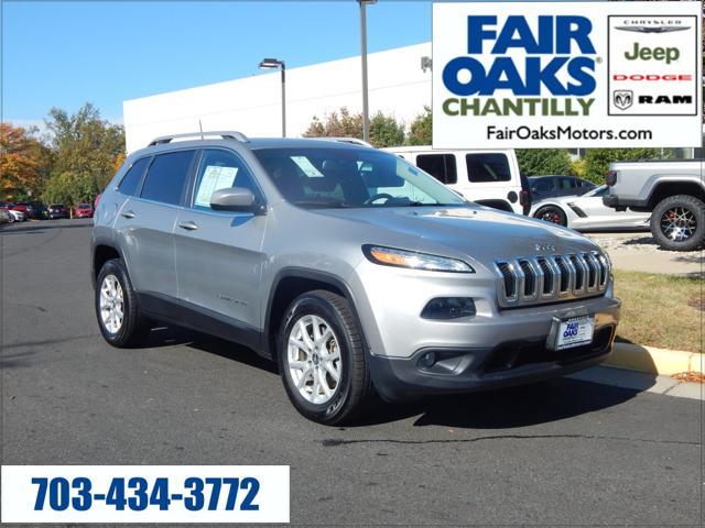 2016 Jeep Cherokee Latitude for sale in Chantilly, VA