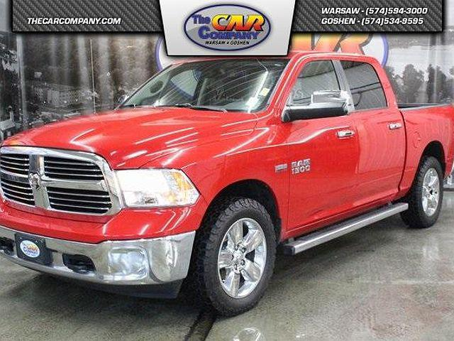 2015 Ram 1500 Big Horn for sale in Warsaw, IN