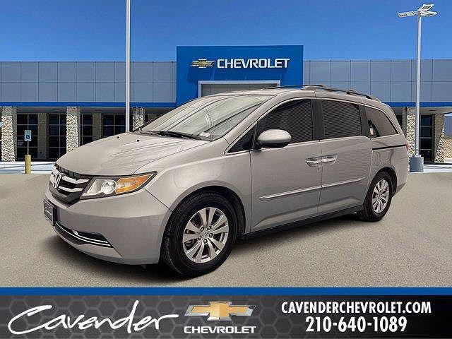2016 Honda Odyssey EX-L for sale in Boerne, TX