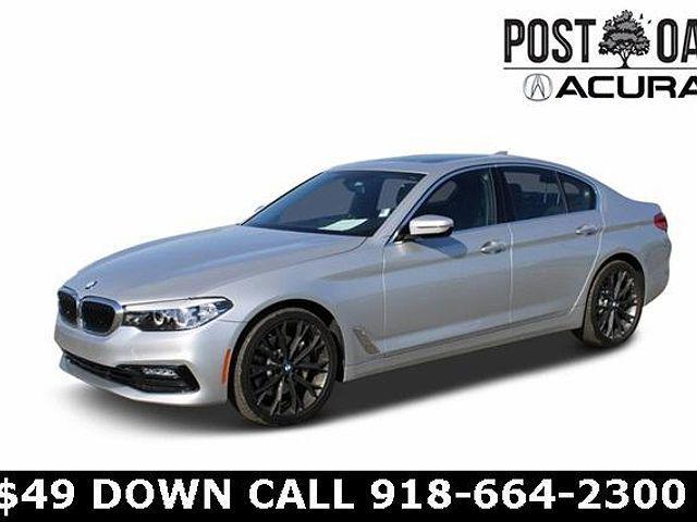 2018 BMW 5 Series 530i xDrive for sale in Tulsa, OK
