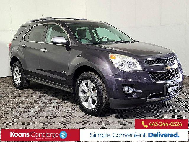 2013 Chevrolet Equinox LTZ for sale in Owings Mills, MD