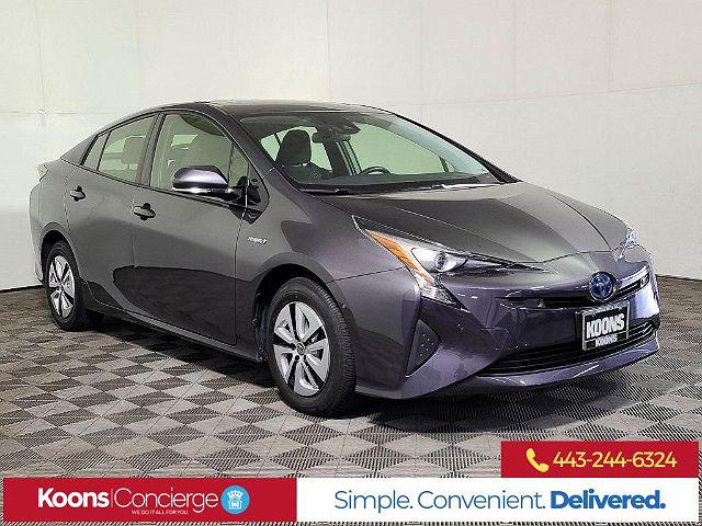 2017 Toyota Prius Three for sale in Owings Mills, MD