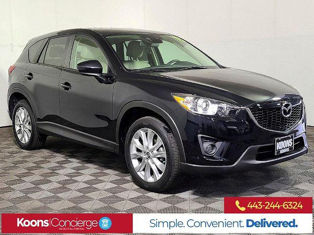 2015 Mazda CX-5 Grand Touring for sale in Owings Mills, MD