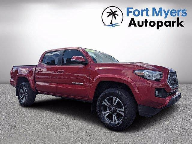 2018 Toyota Tacoma TRD Sport for sale in Fort Myers, FL