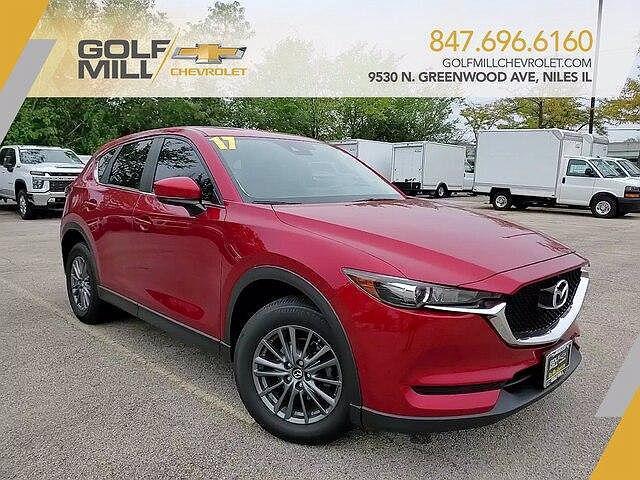2017 Mazda CX-5 Touring for sale in Niles, IL