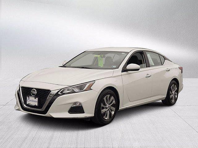 2019 Nissan Altima 2.5 S for sale in Waynesboro, PA