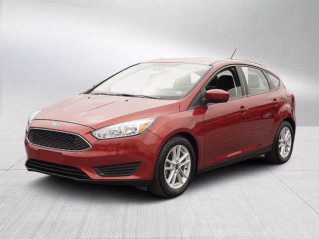 2018 Ford Focus SE for sale in Waynesboro, PA
