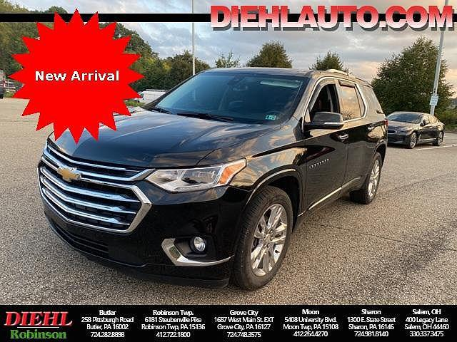 2018 Chevrolet Traverse High Country for sale in McKees Rocks, PA
