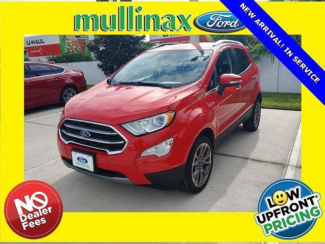 2020 Ford EcoSport Titanium for sale in Kissimmee, FL
