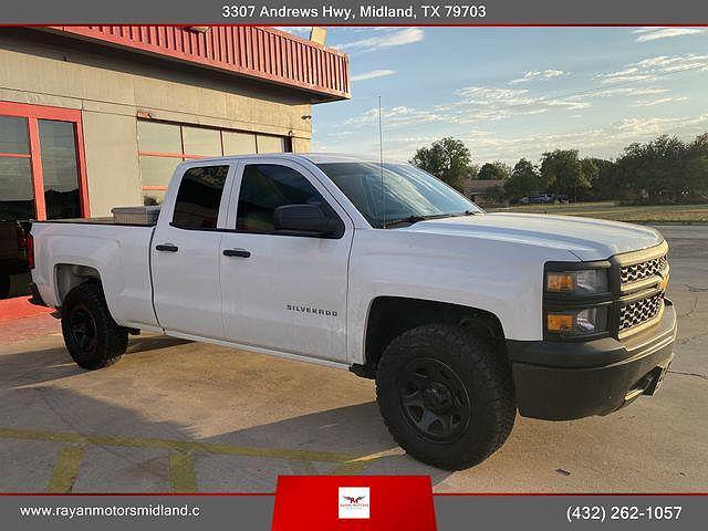2015 Chevrolet Silverado 1500 Work Truck for sale in Midland, TX